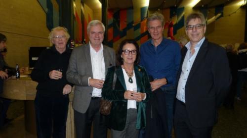 FSG Lausanne-Ville, soirée 2019